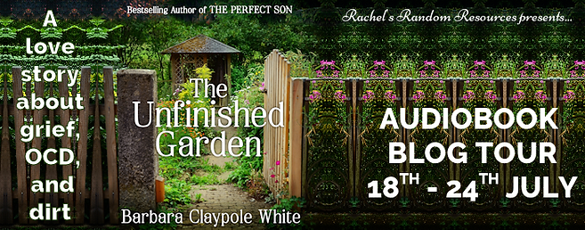 The Unfinished Garden Banner