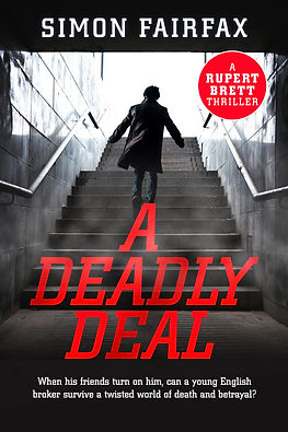 A Deadly Deal Cover