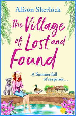 The Village of Lost and Found Cover
