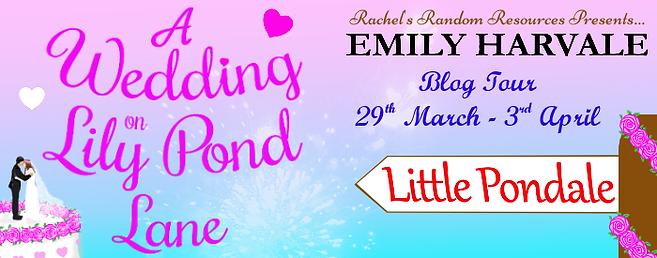 A Wedding on Lily Pond Lane Banner