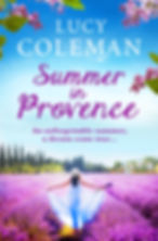Summer in Provence Cover