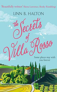 The Secrets of Villa Rosso Cover
