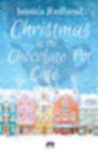 Christmas at The Chocolate Pot Café Cover