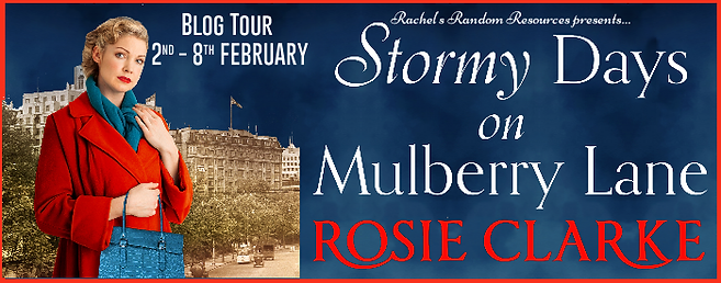 Stormy Days On Mulberry Lane Banner