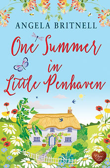 One Summer in Little Penhaven Cover