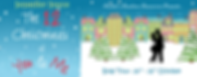 The 12 Christmases of You & Me Banner