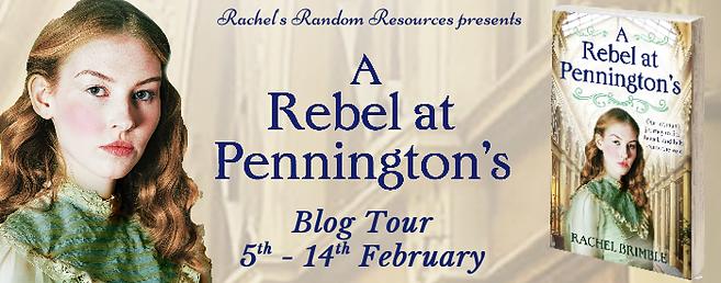 A Rebel At Pennington's Banner
