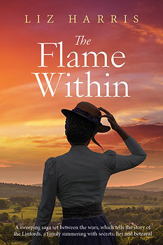The Flame Within Cover