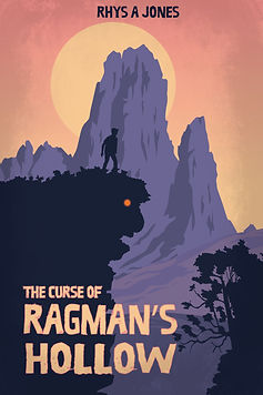 The Curse of Ragman's Hollow Cover
