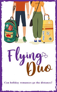 Flying Duo Cover