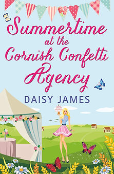Summertime at the Cornish Confetti Agency Cover