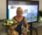 Sue Wickstad Author Photo