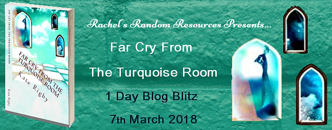 Far Cry From The Turquoise Room Blog Tour