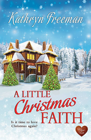 A Little Christmas Faith Cover