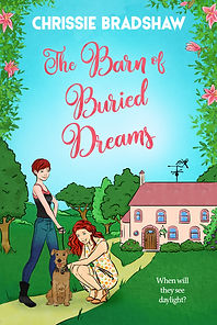 The Barn of Buried Dreams Cover