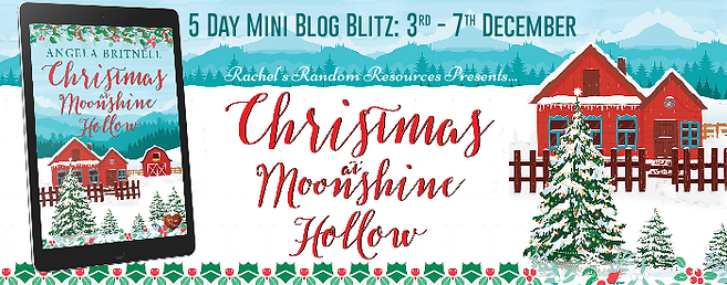 Christmas at Moonshine Hollow Banner