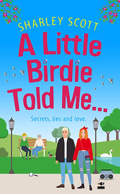 A Little Birdie Told Me… Cover