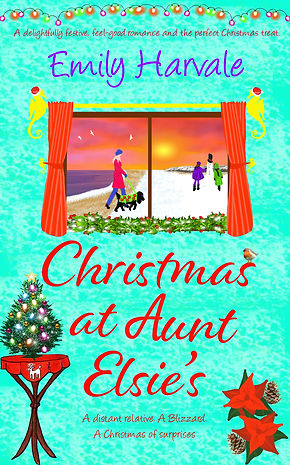 Christmas at Aunt Elsie's Cover