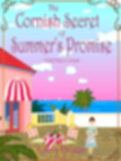 The Cornish Secret of Summer's Promise Cover