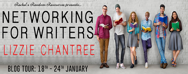 Networking for writers Banner