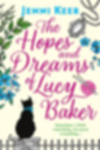 The Hopes and Dreams of Lucy Baker Cover