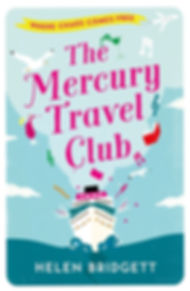 The Mercury Travel Club Cover