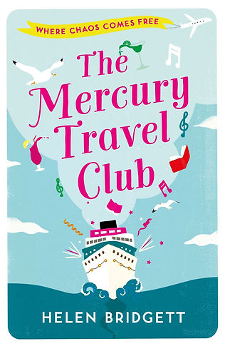 The Mercury Travel Club Cover