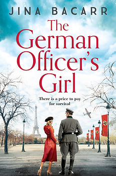 The German Officer's Girl Cover