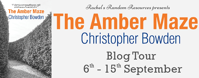 The Amber Maze Banner
