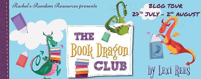 The Book Dragon Club Banner