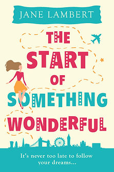 The Start of Something Wonderful Cover