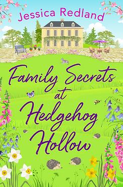 Family Secrets at Hedgehog Hollow Cover