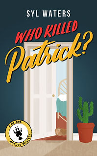 Who Killed Patrick? Cover