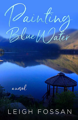 Painting Blue Water Cover