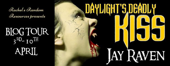 Daylight's Deadly Kiss Banner
