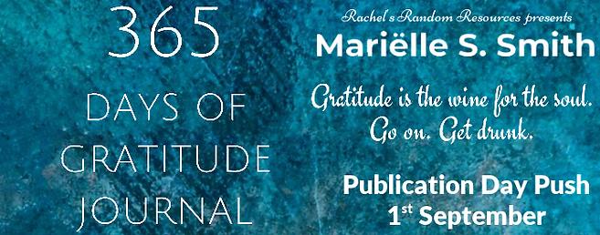 365 Days of Gratitude Journal Banner
