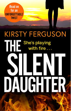 The Silent Daughter Cover