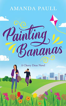Painting Bananas Cover