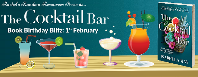 The Cocktail Bar Banner