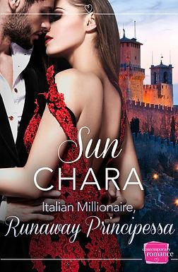 Italian Millionaire, Runaway Principessa Cover