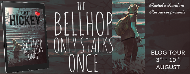 The Bellhop Only Stalks Once Banner