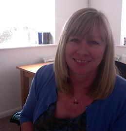 Sue Fortin Author Photo