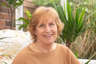 Frances Evesham Author Photo