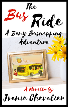 The Bus Ride: A Zany Busnapping Adventure Banner