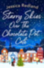 Starry Skies Over The Chocolate Pot Café Cover