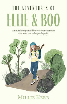 The Adventures of Ellie & Boo Cover