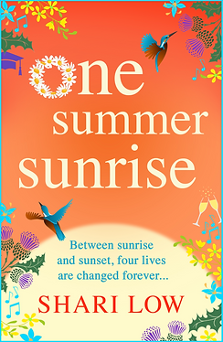 One Summer Sunrise Cover