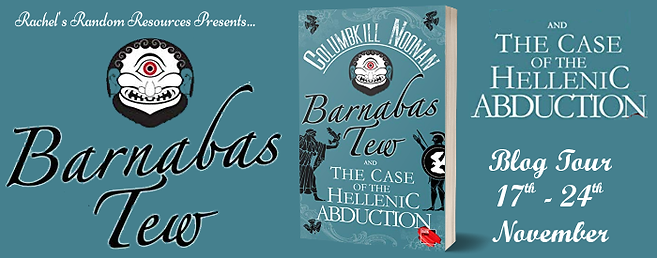 Barnabas Tew and the Case of the Hellenic Abduction Banner