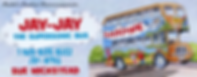 Jay-Jay the supersonic Bus Banner