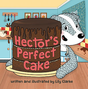 Hector's Perfect Cake Cover